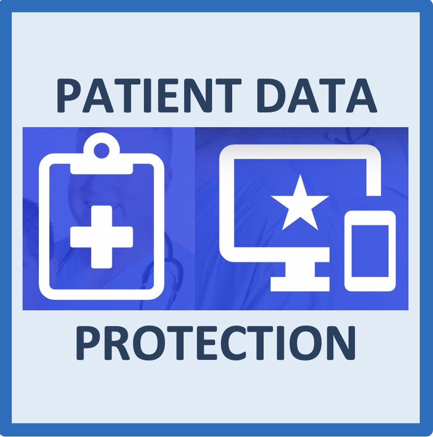 Patient Data Protection Logo